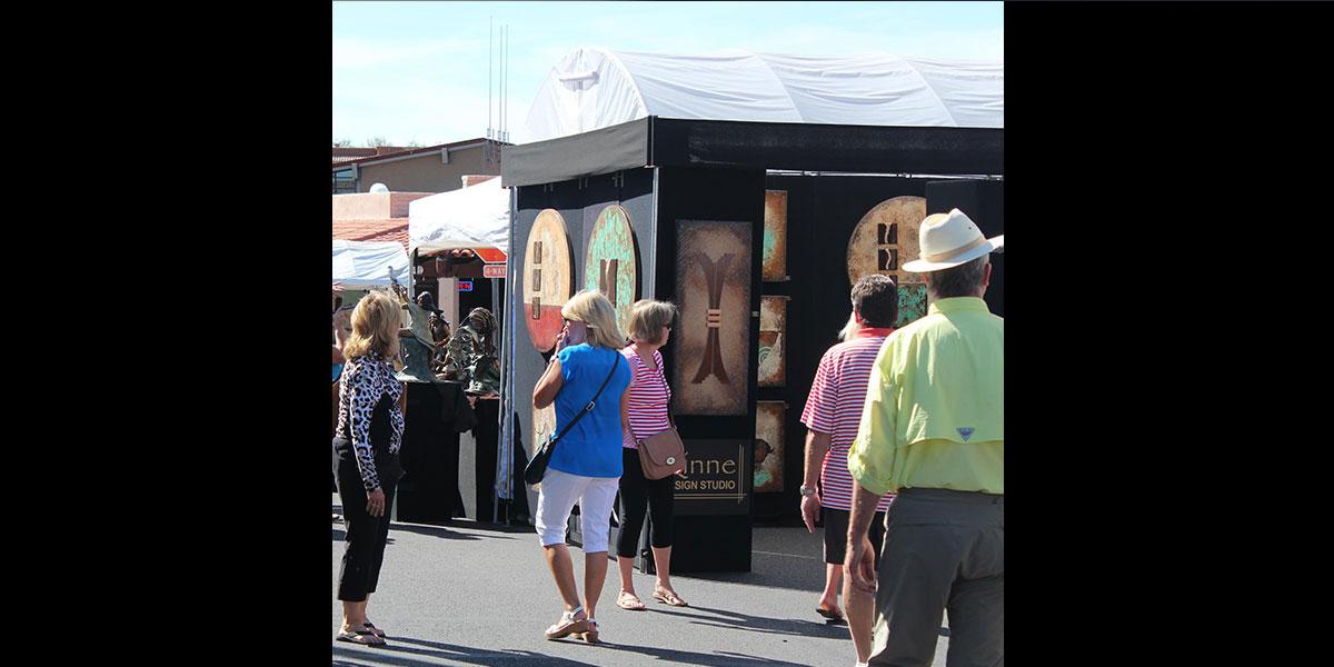 Stagecoach Village ~ Fine Art & Wine Festival | Vermillion