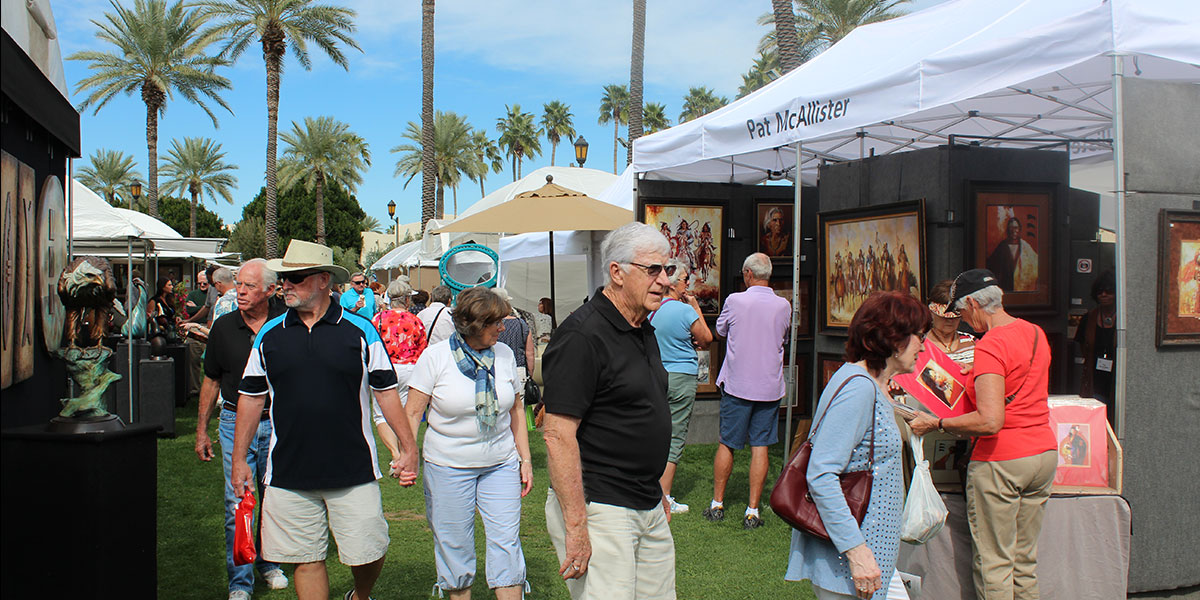 Wigwam Festival of Fine Art | Vermillion Promotions, AZ